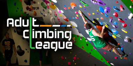 Spring Adult Climbing League