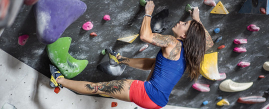 Fall '17 Adult Bouldering League
