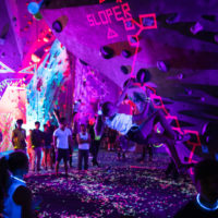 Party time events for children and adults at Inner Peaks Climbing and Fitness Charlotte NC